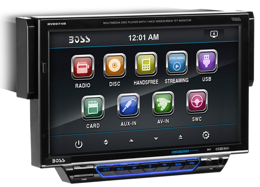 Three Of The Best Touch Screen Car Stereos In The Market Today