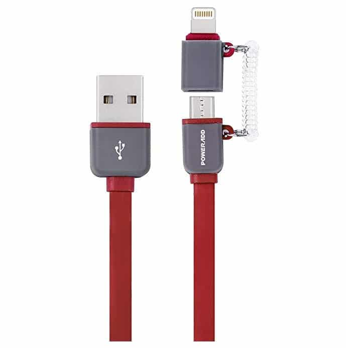 Poweradd Two-in-one-Cables