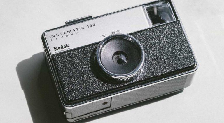 Instamatic 133 Kodak Camera