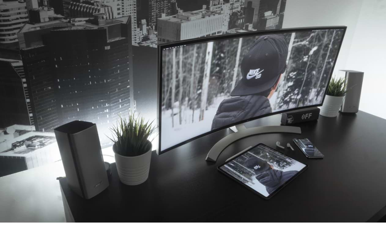 Best Curved LED Monitors Under $500 for Work and Gaming