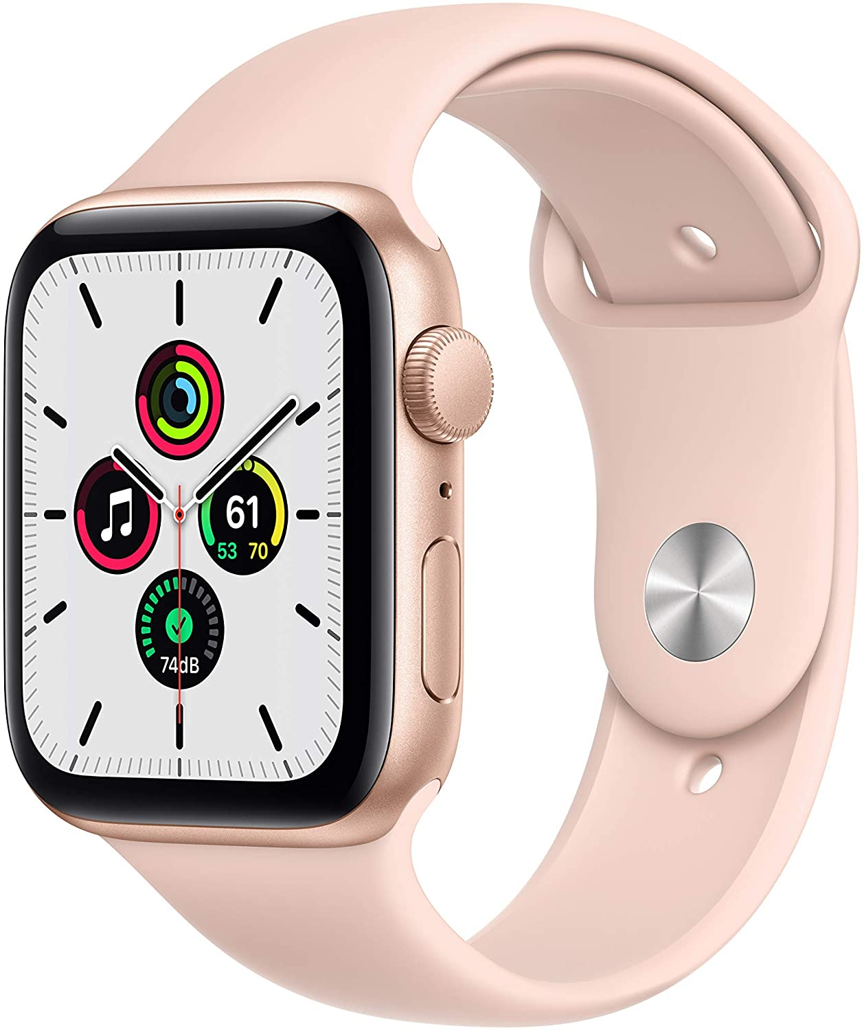 Apple Watch SE GPS 44mm - Pink Sand